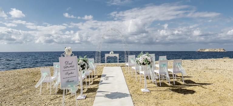 Luxury Weddings at The Sea Caves