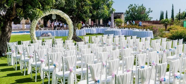 James & Sara's Wedding at Villa 487925