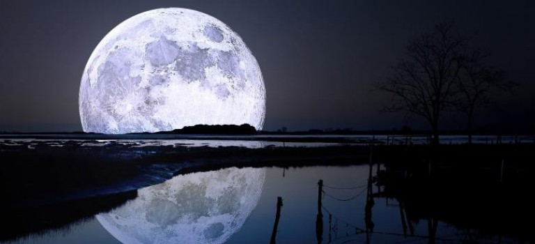 Cyprus exits spring with supermoon
