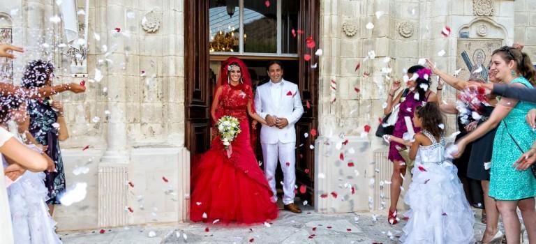 A Romantic Greek Wedding - The Villa Group