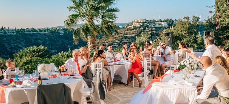 Adam & Mellia's Wedding at Villa 88033 Aphrodite Hills