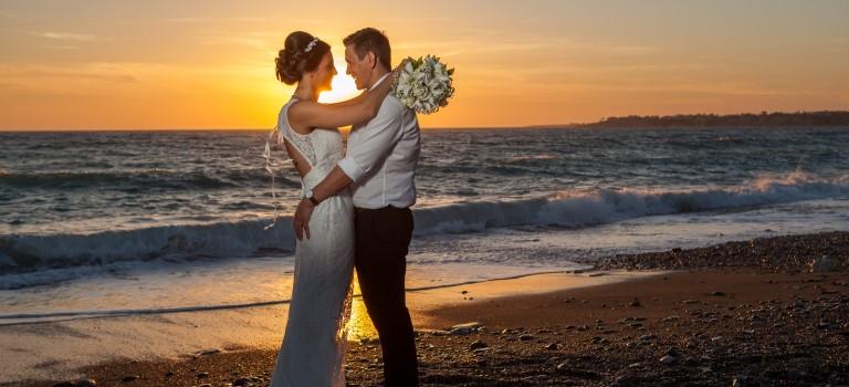 Samantha & Stuart's Wedding at Villa 60363 in Coral Bay