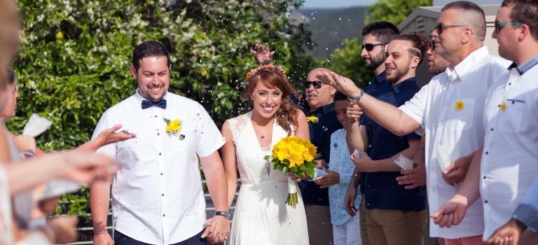 Vicky & Alberts Wedding at Villa 129755
