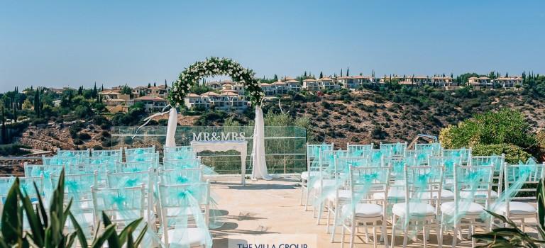 Villa Wedding Reception Inspiration