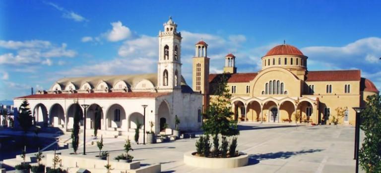 Three Churches Square, Paralimni