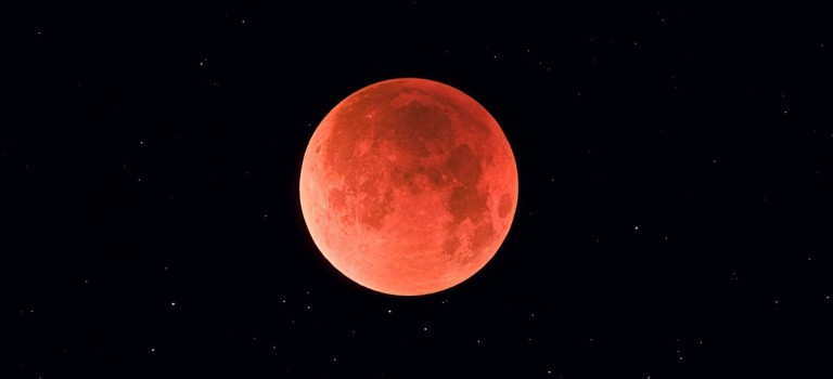 Last lunar eclipse of the year