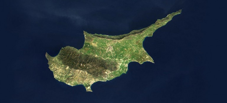 New aerial photos of Cyprus