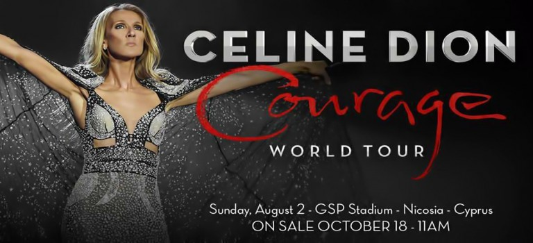 Celine Dion to perform in Cyprus in August 2020