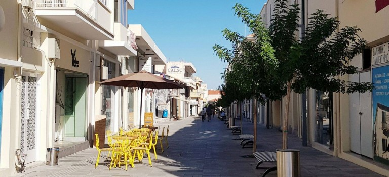 Free walking tours in Paphos old town get underway