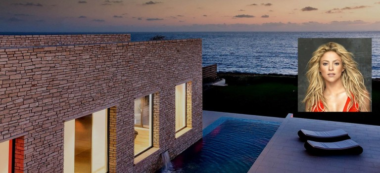 Shakira buys villa at exclusive resort in Peyia