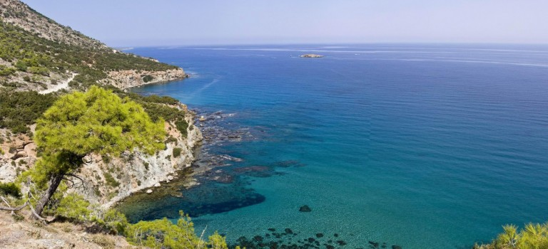 Akamas National Park is possibly the most picturesque corner of the island
