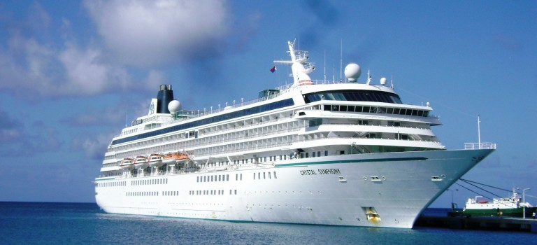 Cyprus : The Cruise Centre Of The Eastern Mediterranean