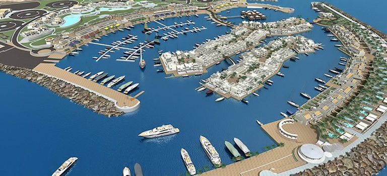 Moves to prepare study to create Paphos marina and docking for cruise ships underway