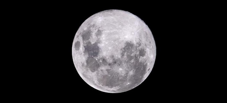 The last supermoon of 2020 is tonight