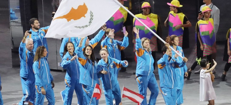 Cypriot athletes begin preparations for Tokyo Olympics