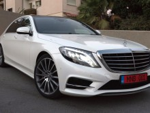 Luxury Car Hire