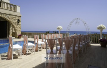 A Gorgeous Luxury Wedding at Villa 490420