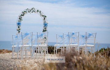 Weddings at Aphrodite's Rock