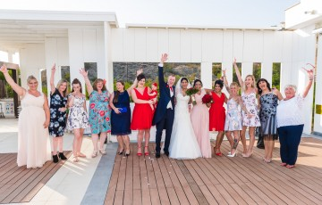 Mark & Kishma's Wedding at Villa 60363 in Coral Bay