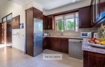 Kitchen with all necessary self-catering requirements