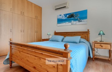 Air conditioning in bedrooms