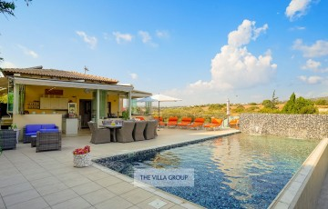 3 bedroom villa located on Aphrodite Hills Resort