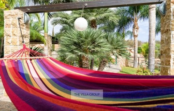 Hammock for relaxing