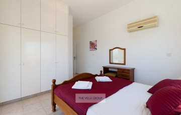 Air conditioning in all bedrooms