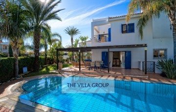 Villa is located within easy access to the amenities and a beach